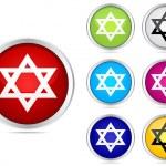 Religion star — Stock Vector #7924615
