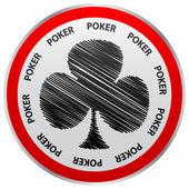 Trevo de poker — Vetorial Stock