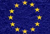 Bandiera europea — Vettoriale Stock