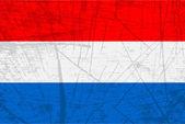 Flag of luxembourg — Stockvektor