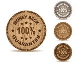 GUARANTEE label — Stock Vector