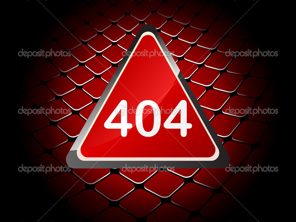 404 error  Stock Vector #7924242