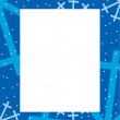 Royalty-Free Stock Vector Image: Frame winter