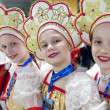 ������, ������: Russian little girls