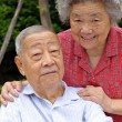 Royalty-Free Stock Photo: Happy senior couple