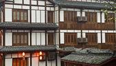 Tradycyjny chiński budynku — Zdjęcie stockowe