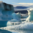 Jökulsarlon Island — Stock Photo #7588542