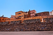 View of an old building in Chania — Stockfoto