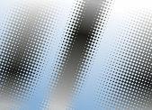 Texture blue dots — Stock Vector