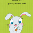 Easter card — Foto de stock #7490640