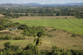 Rural panorama near Trinidad, Cuba — Stock Photo