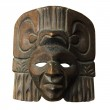 Wood central america mask — Stock Photo #7767270