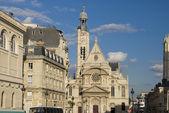 Paris saint etienne du mont — Stockfoto