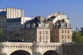 A view of Paris — Zdjęcie stockowe
