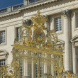 Royal residence Versailles - Stock Photo
