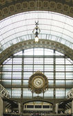 Gare d'Orsay museum Paris — Stock Photo