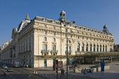 Gare d'Orsay museum Paris — Stock Photo
