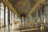 Royal residence Versailles — Stock Photo