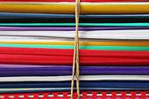 Bundle of folders — Stock Photo