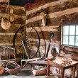 American Frontier Home — Stock Photo