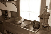 Country Kitchen — Stock Photo