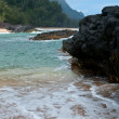 Stock Photo: Kauai Beach Scene