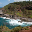 Stock Photo: Kauai Coastline