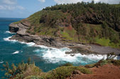 Kauai Coastline — Stock Photo
