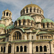 Aleander Nevsky Cathedral — Stock Photo