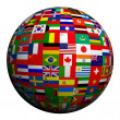 World flags — Stock Photo #7570180