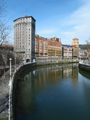 Bilbao Ribera, Spain. — Stock Photo