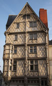 Adam's house, Angers France. — Stock Photo