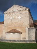 Saint John Baptistery, Poitiers, France. — Stock Photo
