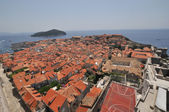 Dubrovnik old city — Stock Photo