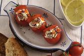 Pomodori farciti — Stock Photo