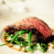 Beef steak - Foto Stock