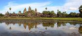 Temple d'Angkor wat, siem reap, Cambodge — Photo