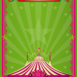 Pink Circus - Stock Vector