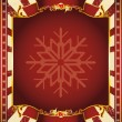 Royalty-Free Stock Vector Image: Old Christmas Poster