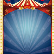 Poster fun circus - Stock Vector