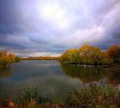 莫斯科的秋天 — 图库照片