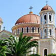 Thessaloniki. Cathedral — Stock Photo #7533045