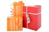 圣诞礼品盒 — 图库照片