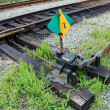 Foto Stock: Track Switch