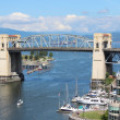 Burrard Street Bridge — Stock Photo #7547720