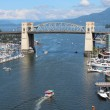 Burrard Street Bridge — Stock Photo #7547725