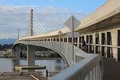 Skytrain Bridge — Stock Photo