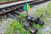 Interruptor de pista — Foto de Stock