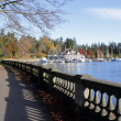 Entrance to Stanley Park — Stock Photo #7608441