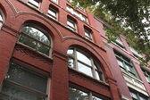 Red Brick Building — Stock Photo